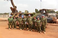 Централноафричка Република EUFOR RCA