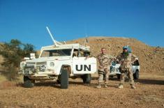Чад и Централноафричка Република (MINURCAT)