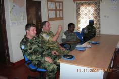 Мултинационална операција УН у Бурундију (ONUB)